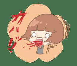 We like Gosen! Sakura and Izumi sticker #102820