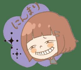We like Gosen! Sakura and Izumi sticker #102825