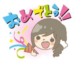 We like Gosen! Sakura and Izumi sticker #102830