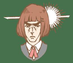 We like Gosen! Sakura and Izumi sticker #102834