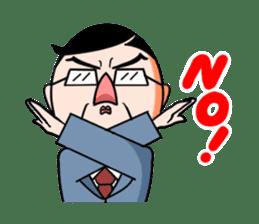 I Go for it! Day-to-day of Mr. Suzuki sticker #102958