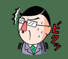 I Go for it! Day-to-day of Mr. Suzuki sticker #102968