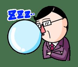 I Go for it! Day-to-day of Mr. Suzuki sticker #102988