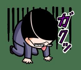 I Go for it! Day-to-day of Mr. Suzuki sticker #102992