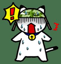 Captain cat Ticho sticker #103362