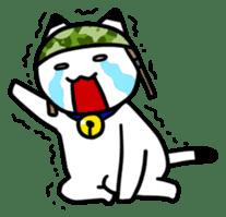 Captain cat Ticho sticker #103371