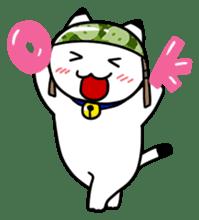 Captain cat Ticho sticker #103392