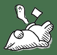 MURI USAGI sticker #103939