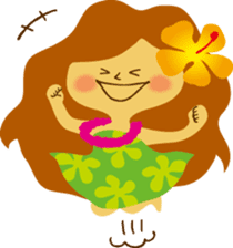 KAPUA's Happy Life sticker #104557