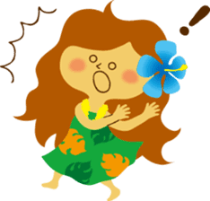 KAPUA's Happy Life sticker #104587