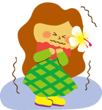 KAPUA's Happy Life sticker #104592