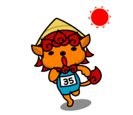 OKINAWA DAYS sticker #104727