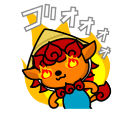 OKINAWA DAYS sticker #104745