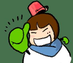 yuki-chan sticker #105037