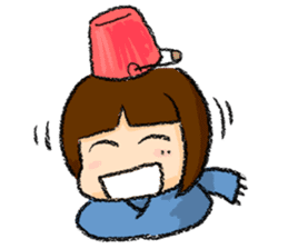 yuki-chan sticker #105039