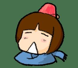 yuki-chan sticker #105040