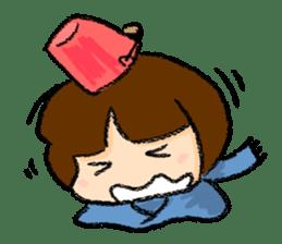 yuki-chan sticker #105042