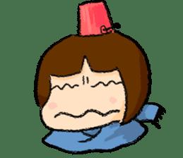 yuki-chan sticker #105055