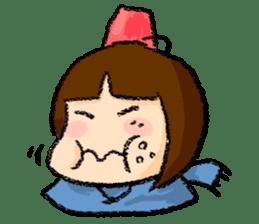 yuki-chan sticker #105061