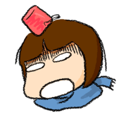yuki-chan sticker #105062