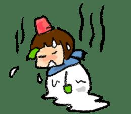 yuki-chan sticker #105069