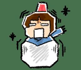 yuki-chan sticker #105070