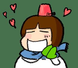 yuki-chan sticker #105071