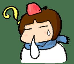 yuki-chan sticker #105072