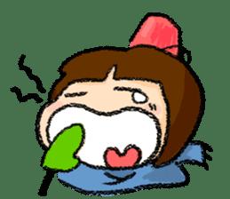 yuki-chan sticker #105074