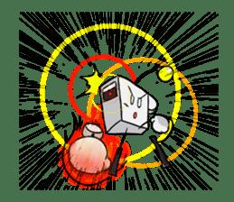 a Makky adventure(English.ver) sticker #105397