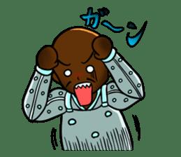 a Makky adventure(English.ver) sticker #105415