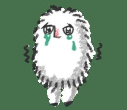 Hairy Takashi-kun sticker #105516