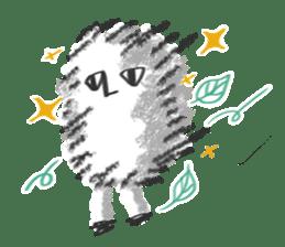 Hairy Takashi-kun sticker #105518