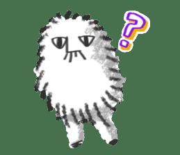 Hairy Takashi-kun sticker #105520