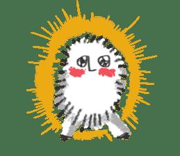 Hairy Takashi-kun sticker #105521