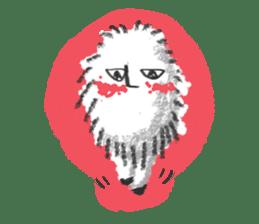 Hairy Takashi-kun sticker #105523