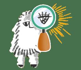 Hairy Takashi-kun sticker #105527