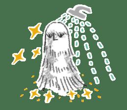 Hairy Takashi-kun sticker #105533