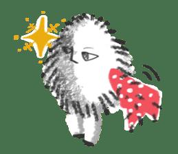 Hairy Takashi-kun sticker #105538