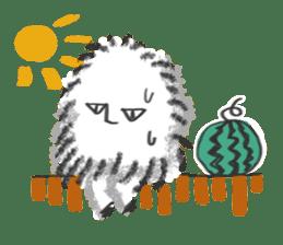 Hairy Takashi-kun sticker #105543