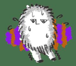Hairy Takashi-kun sticker #105547