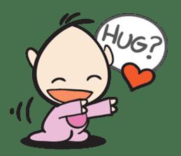 Onion Baby Comics sticker #105557