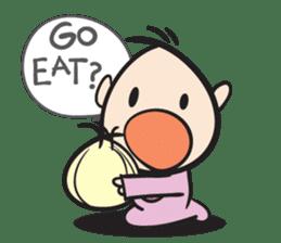 Onion Baby Comics sticker #105590