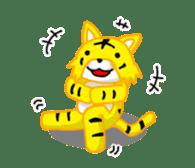 Impudent Animal sticker #106148