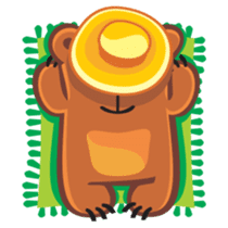 Grumpy Bear sticker #106440