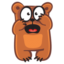 Grumpy Bear sticker #106441