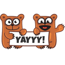 Grumpy Bear sticker #106449