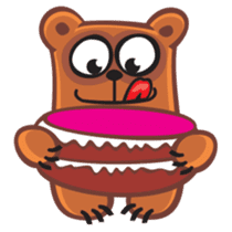 Grumpy Bear sticker #106450