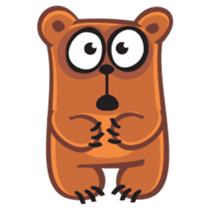 Grumpy Bear sticker #106453