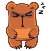 Grumpy Bear sticker #106455